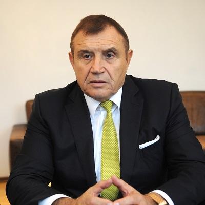 Проф. дтн Николай Вълканов